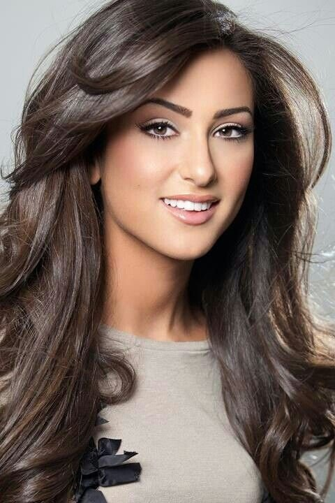 The Best Cool Brunette With Tons Of Shine Hair Beautiful Pictures