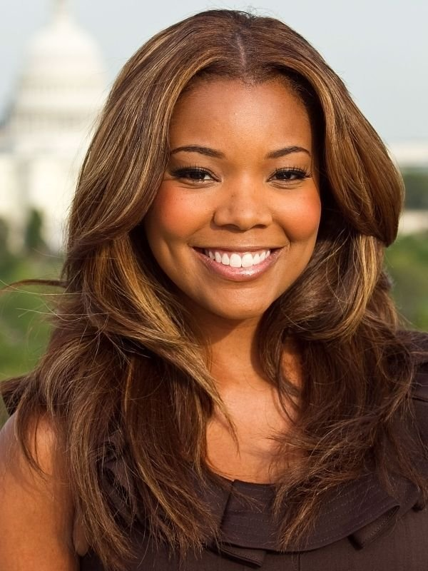 The Best Light Brown Hair Color On Black Women Rich Brown Hair Pictures