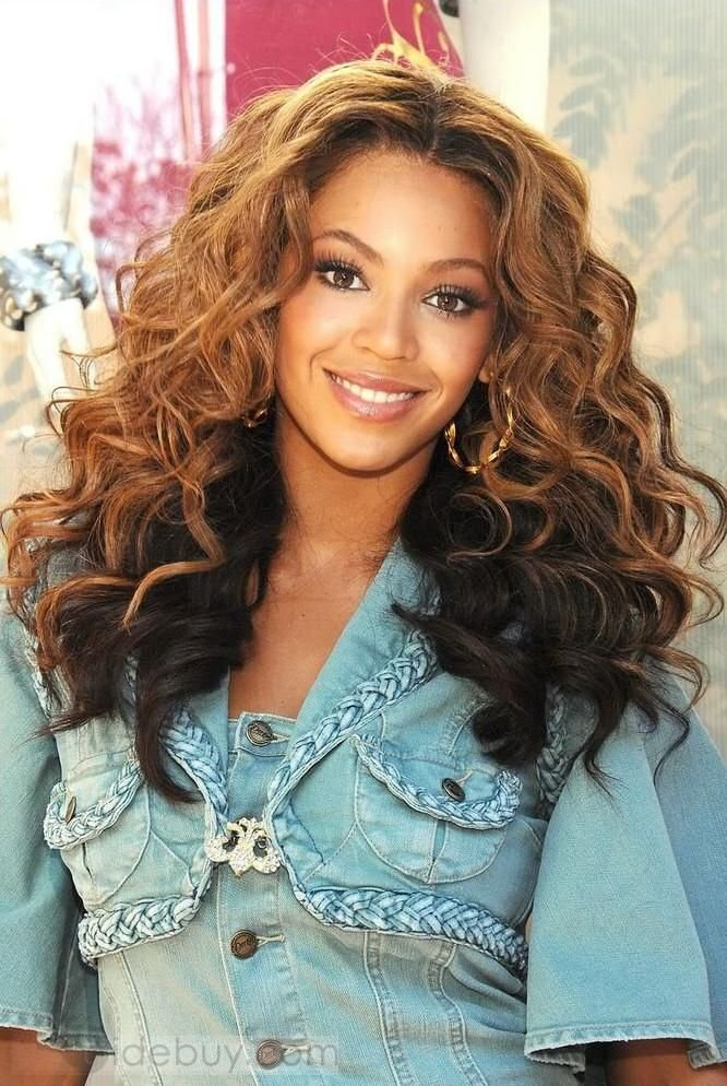 The Best Beyonce Hairstyle Top Quality Clip In Hair About 22Inches Pictures