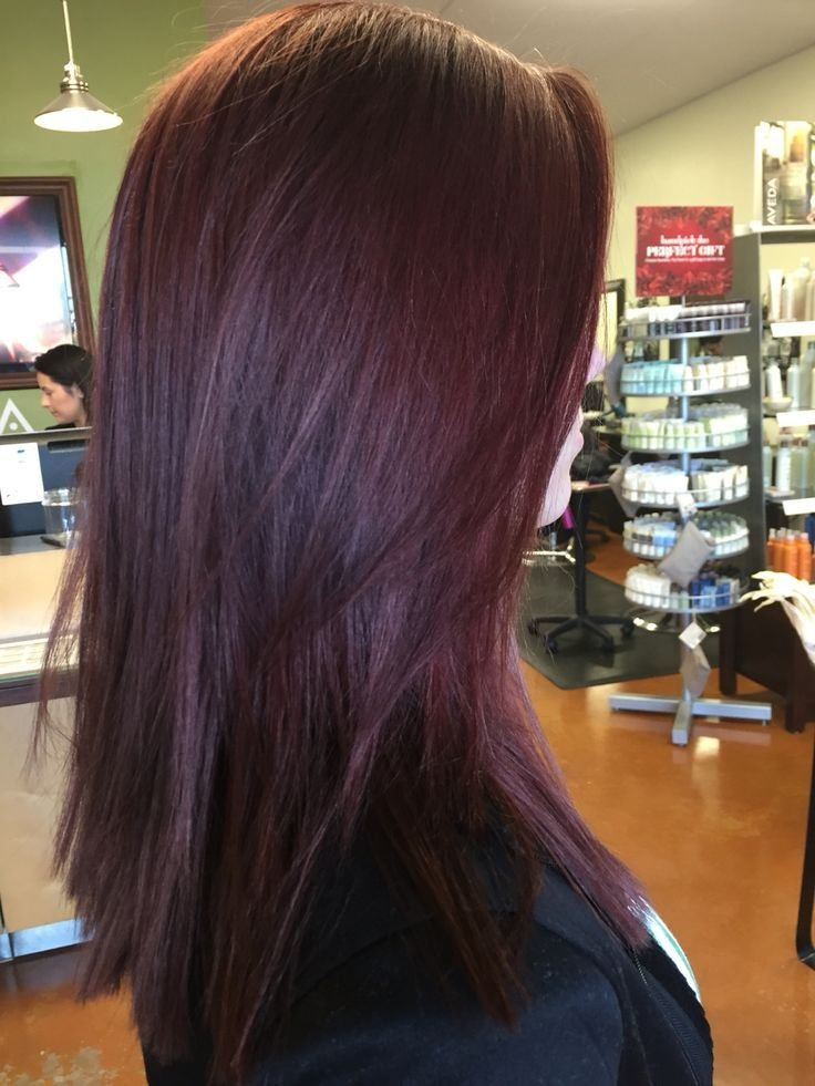 The Best 25 Best Ideas About Eggplant Hair Colors On Pinterest Pictures