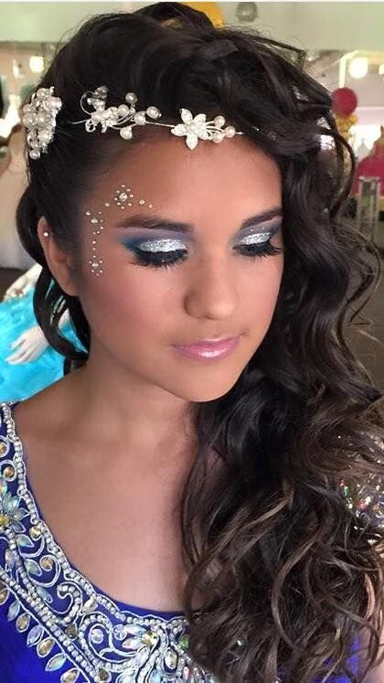 The Best Quinceanera Hair And Makeup S Mugeek Vidalondon Pictures