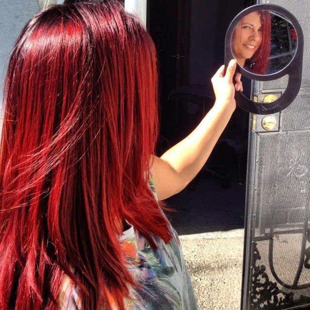 The Best Wella Color Touch 66 45 Chili Red Hair Pinterest Pictures