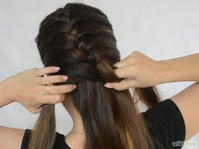 The Best 1000 Images About French Braiding For Dummies I Pictures