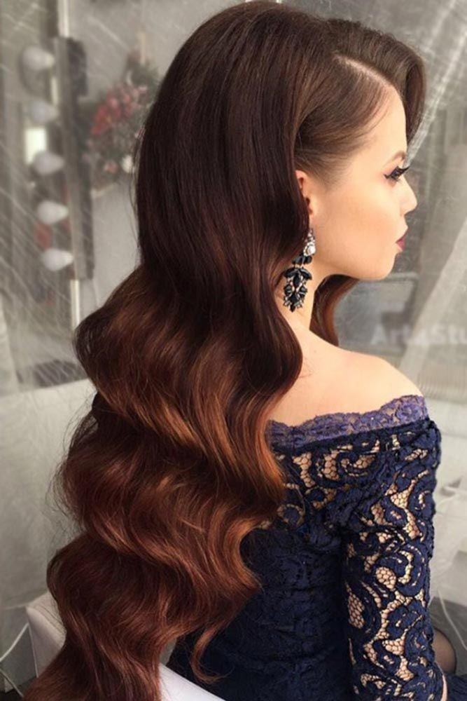 The Best 25 Best Ideas About Prom Hairstyles Down On Pinterest Pictures
