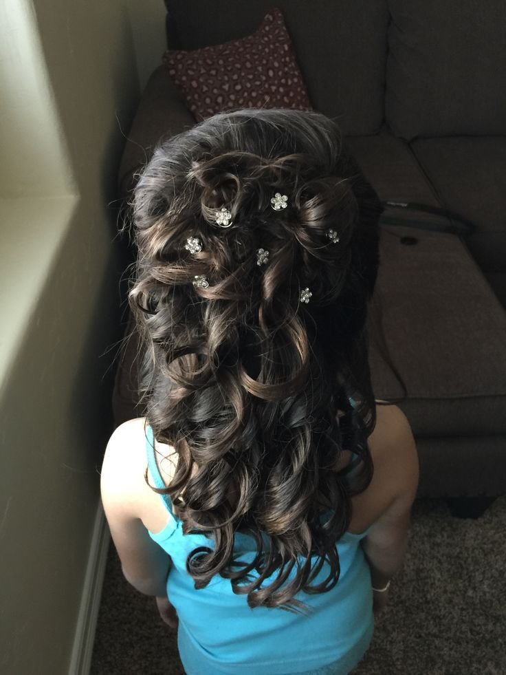 The Best Formal Hairstyles For Little Girls Hair Pictures