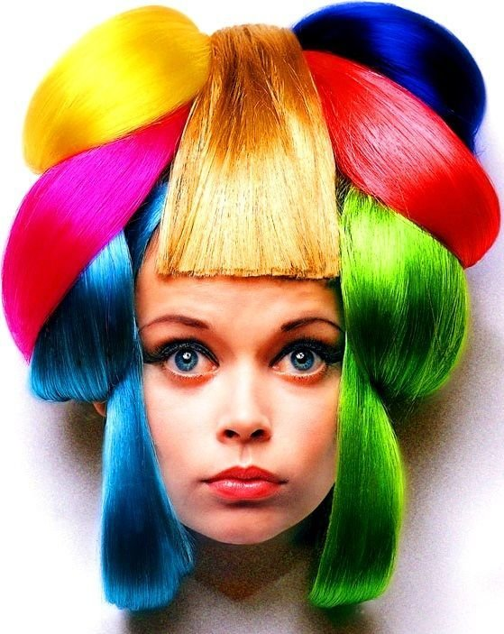 The Best 1000 Ideas About Rainbow Hair Colors On Pinterest Pictures