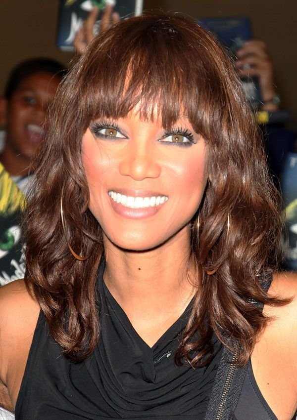 The Best The Lob 8 Ways Bobs Smooth And Tyra Bank Pictures