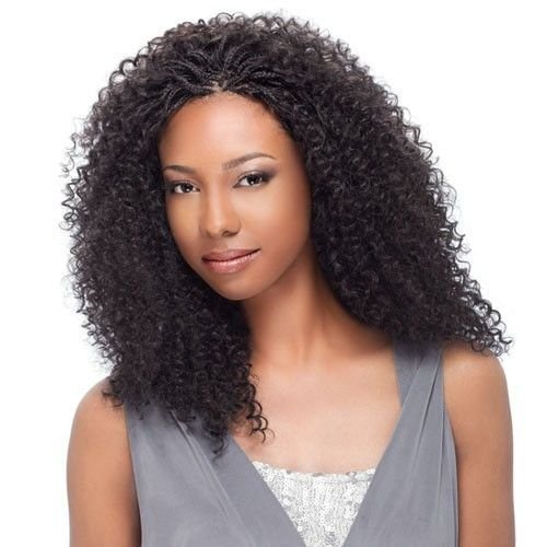 The Best Human Hair Wet And Wavy Micro Braids Sensationnel Pictures