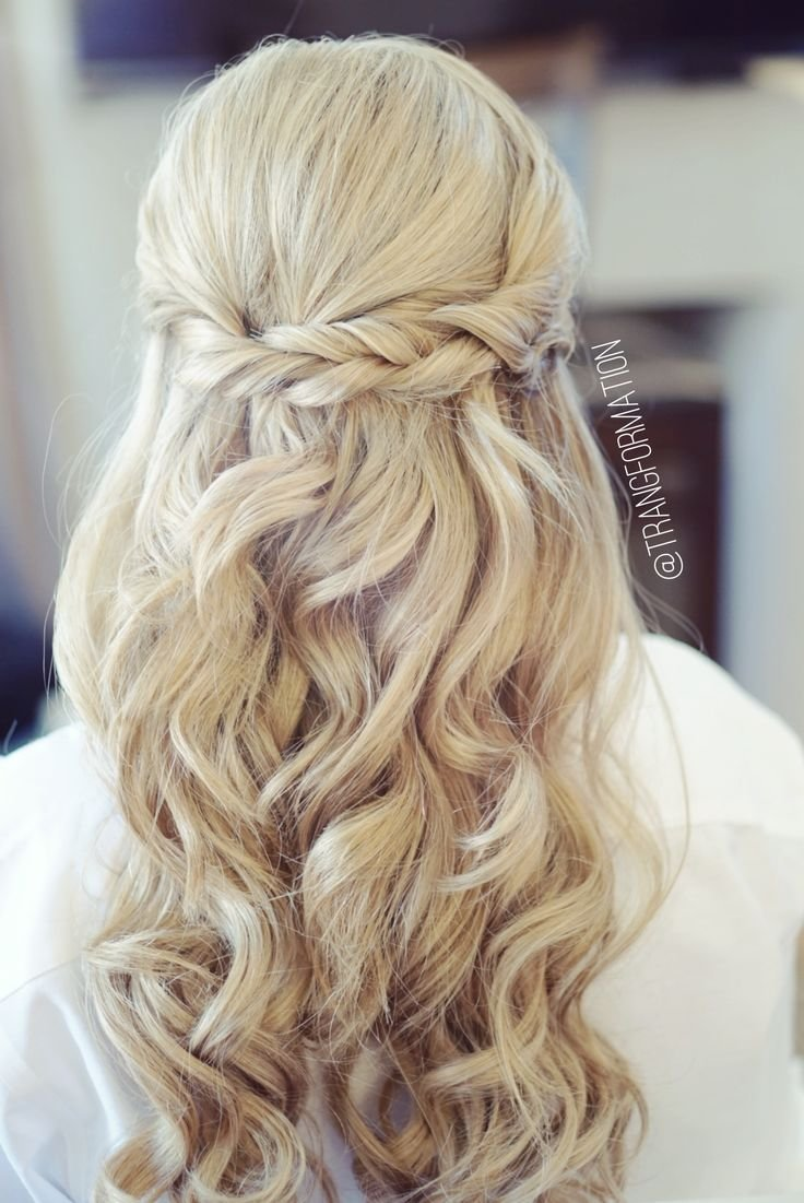 The Best 17 Best Ideas About Half Up Wedding Hair On Pinterest Pictures