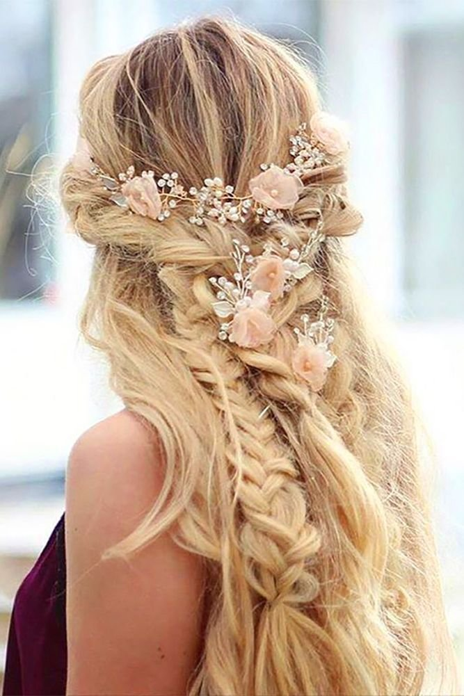 The Best Best 25 Unique Wedding Hairstyles Ideas On Pinterest Wedding Hairstyles For Long Hair Long Pictures