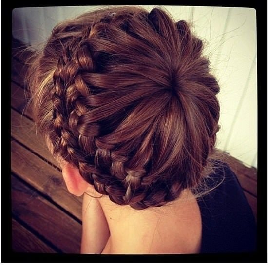 The Best 25 Best Ideas About Double Crown Hairstyles On Pinterest Braid Crown Milkmaid Braid And Pictures