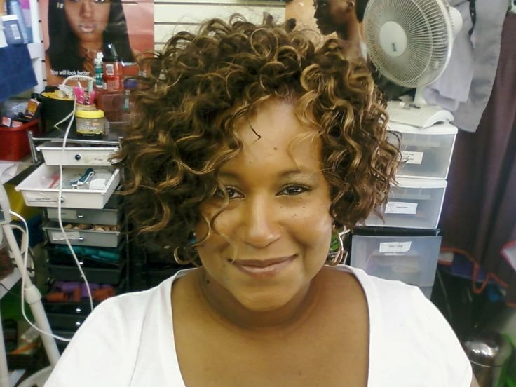 The Best Sew In S … Natural Hair Pinterest Beautiful Bobs And Wavy Bobs Pictures