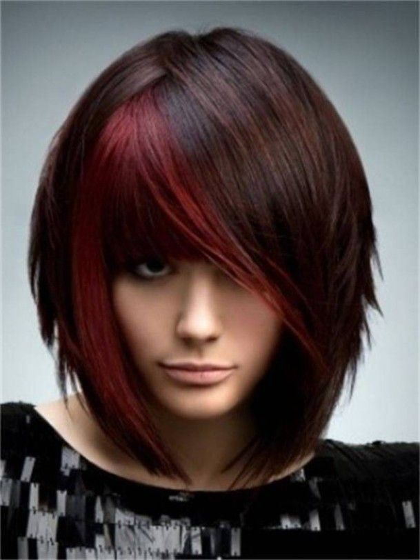 The Best Funky Hair Color Hair Color Ideas For Brunettes Cool Pictures