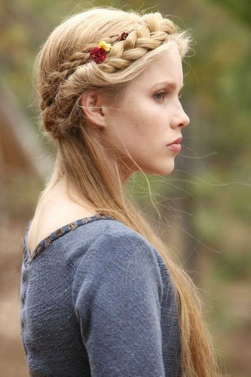 The Best Medieval Hairstyle The Goose Girl Pinterest Pictures