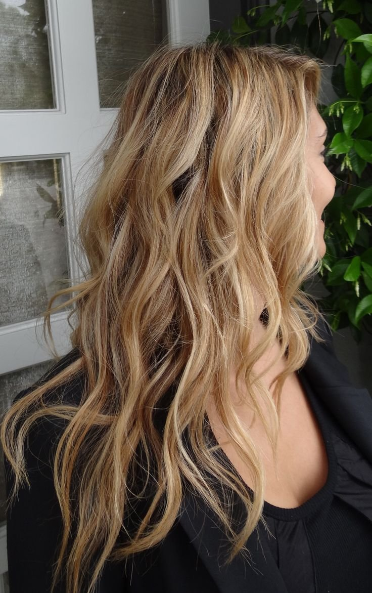 The Best Sandy Blonde Color By Sarah Conner Hair Color Pictures