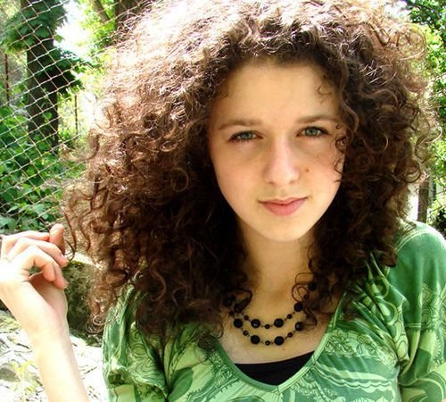 The Best Vintage Hairstyles For Curly Hair Cute Short Hairstyles Pictures