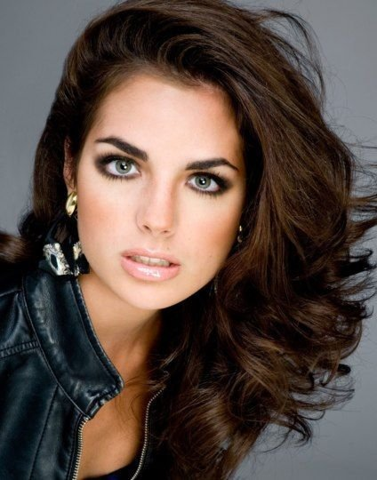 The Best Brunette Hair Colors For Fair Skin With Hazel Eyes Pictures