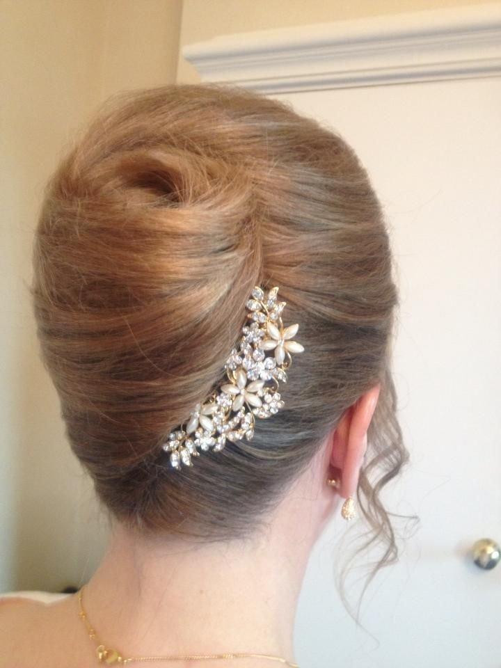 The Best French Pleat Ruth S Hair Pinterest Prom Hair Pictures