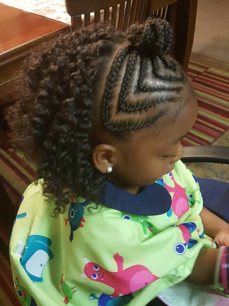 The Best 17 Best Ideas About Black Kids Hairstyles On Pinterest Pictures