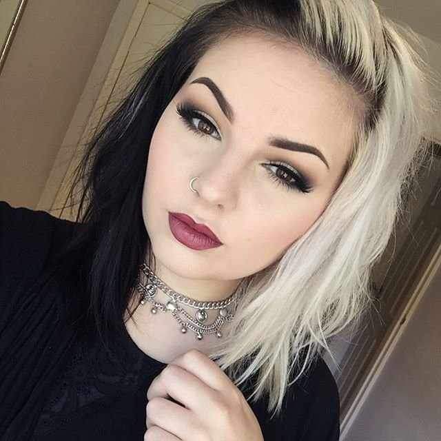 The Best 17 Best Ideas About Black Blonde Hair On Pinterest Black Pictures