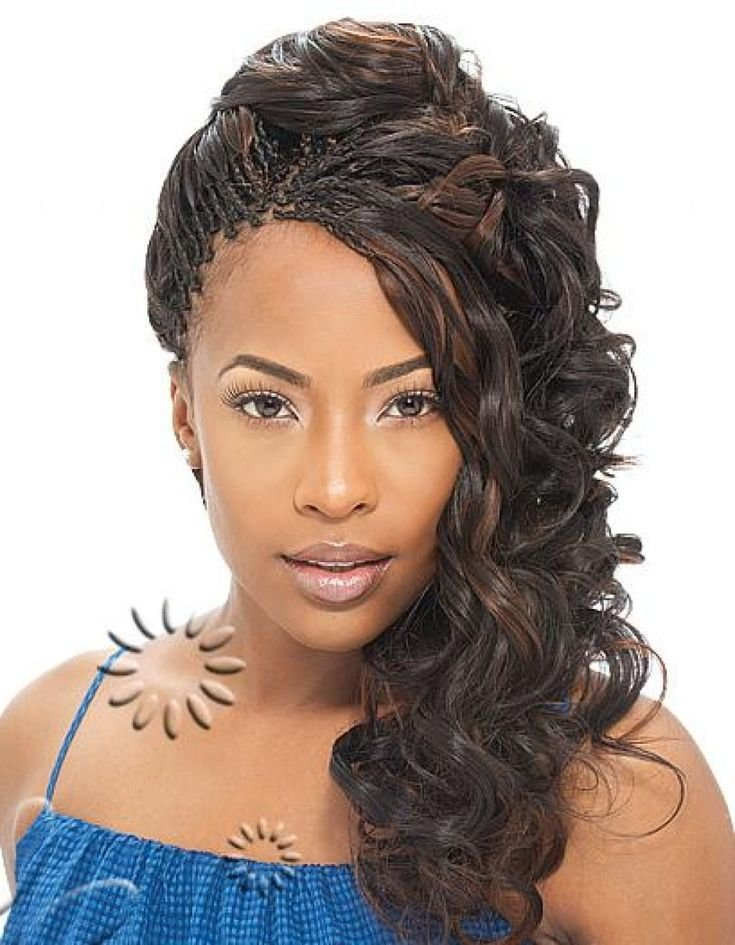 The Best 17 Best Ideas About African American Braided Hairstyles On Pictures