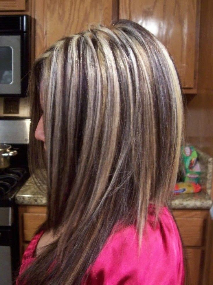 The Best Blonde Highlights With Brown Lowlights Underneath Misc Pictures