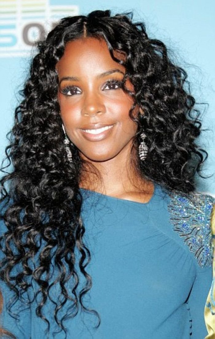 The Best Curly Weave Hairstyles For Black Women 2013 Http Pictures