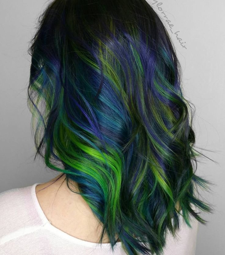 The Best 25 Best Ideas About Peacock Hair Color On Pinterest Peacock Hair Mermaid Hair Colors And Pictures