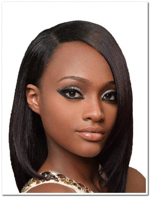 The Best Black Hairstyles Weaves 2014 Popular Black Weave Pictures