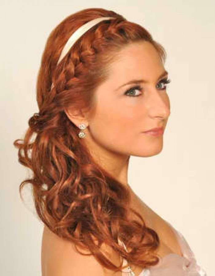 The Best Beautiful Easy Wedding Hairstyles For Medium Hair French Pictures