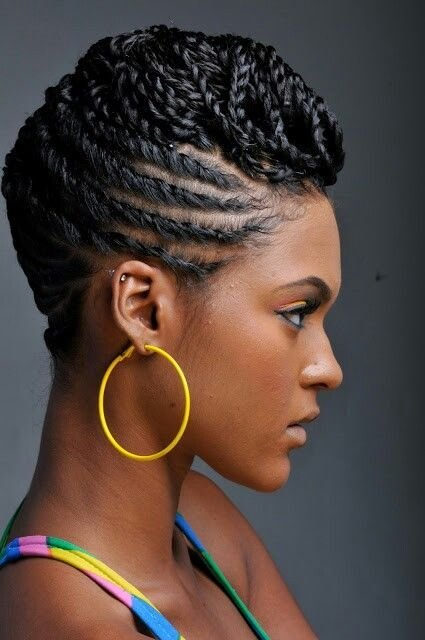 The Best Twisted Natural Style Featured In Essence Magazine January Pictures