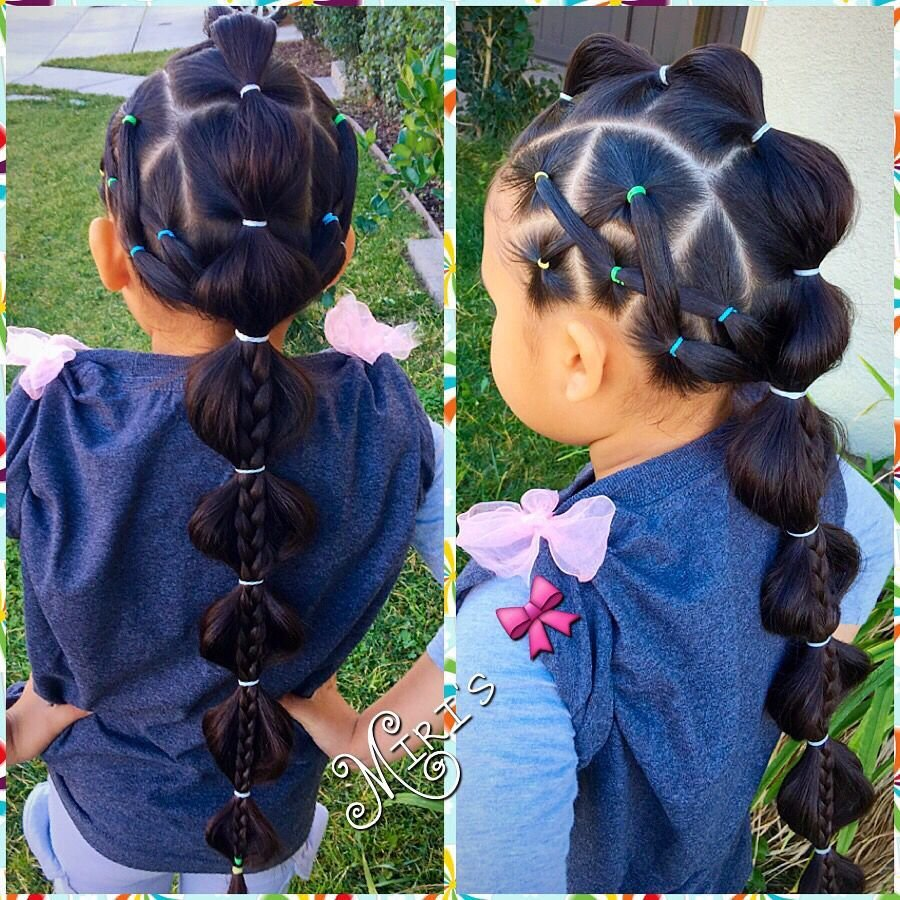 The Best Mohawk Hair Style For Little Girls My Creation Miris Pictures