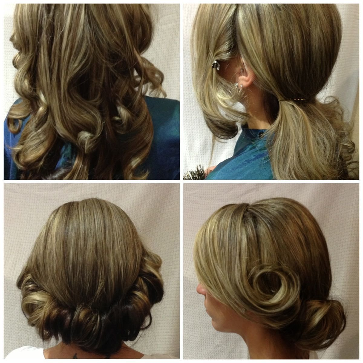 The Best Step By Step By Christine Frank Do It Yourself Updos Pictures