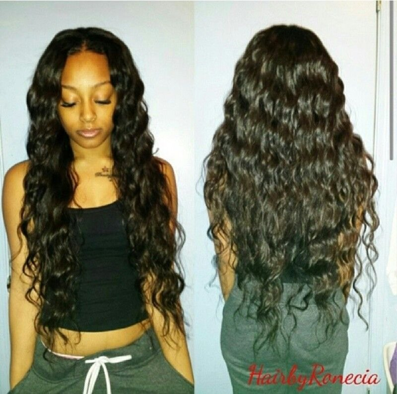The Best Curly Long Weave Hairstyles Hairstyles Pinterest Pictures