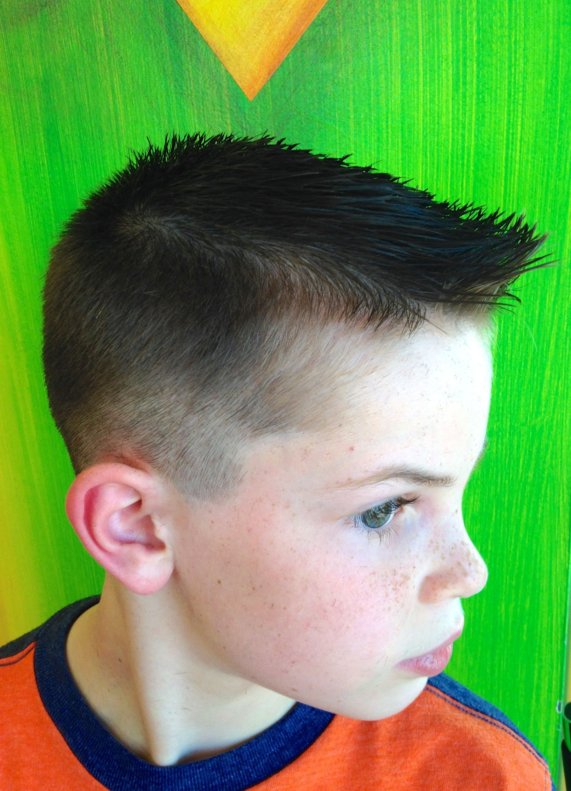 The Best Drew Taper Fade Kidsnips Com Kidsnips Haircuts For Pictures