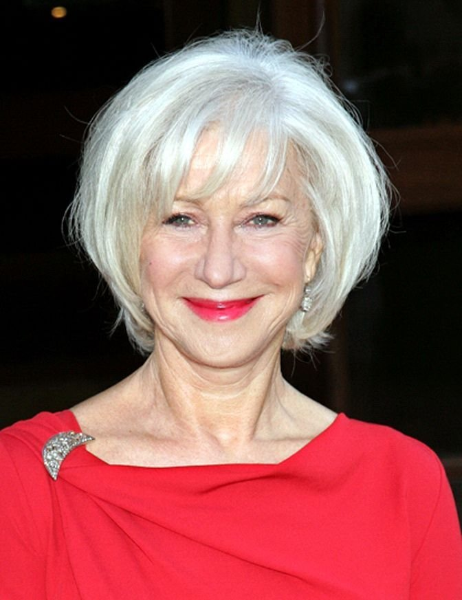The Best Older Women S Hairstyles For Thinning Hair Google Search Pictures