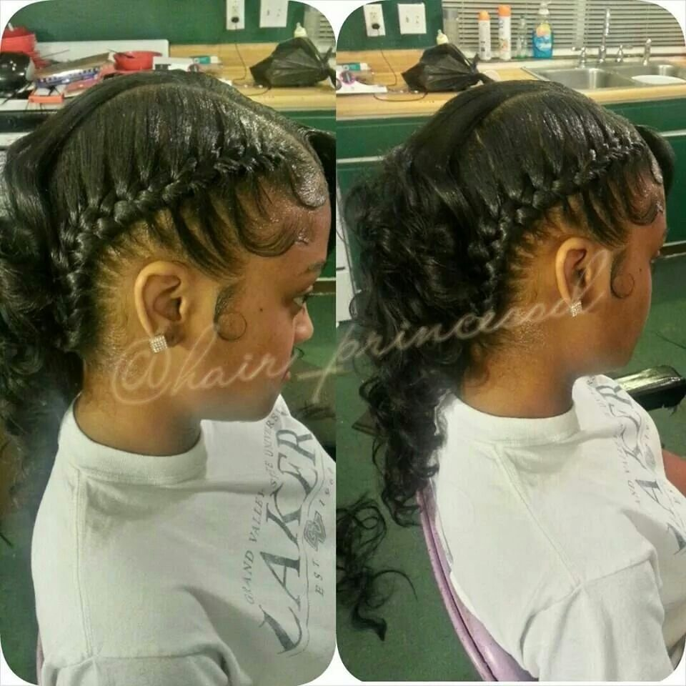 The Best Under Braid Quick Weave ♡♥ Dopee Styles ♡♥ Pinterest Pictures
