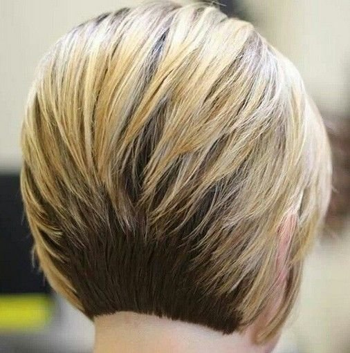 The Best Bob Haircut Back On Pinterest Japanese Haircut Bob Back Pictures
