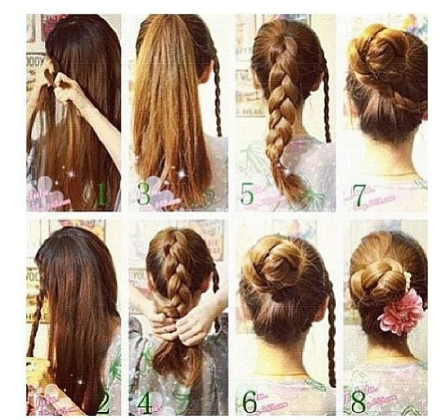 The Best Different Kinds Of Braids And How To Do Them Rnma Hair Pictures