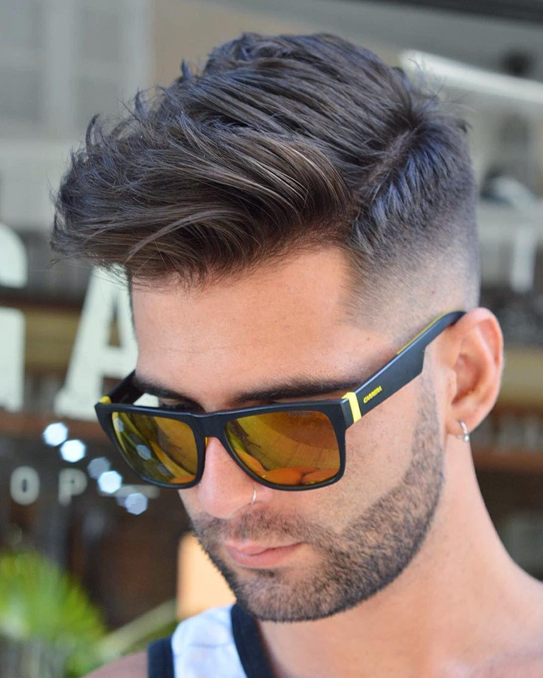 The Best Men S Hairstyles 2017 Created By Barbers And Men S Haircuts Pictures