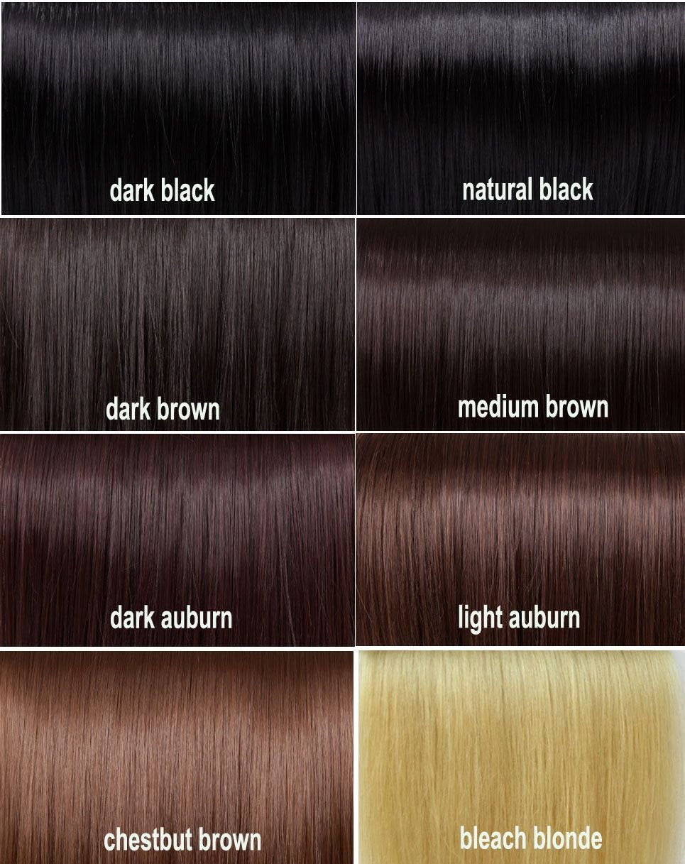 The Best Shades Of Brown Hair Pinterest Colour Chart Dark Pictures