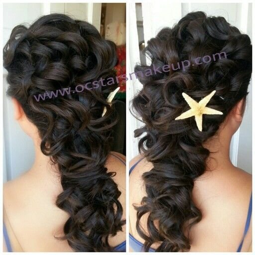 The Best Sweet 16 Hairstyle Oc Stars Makeup☆ My Work Pinterest Pictures
