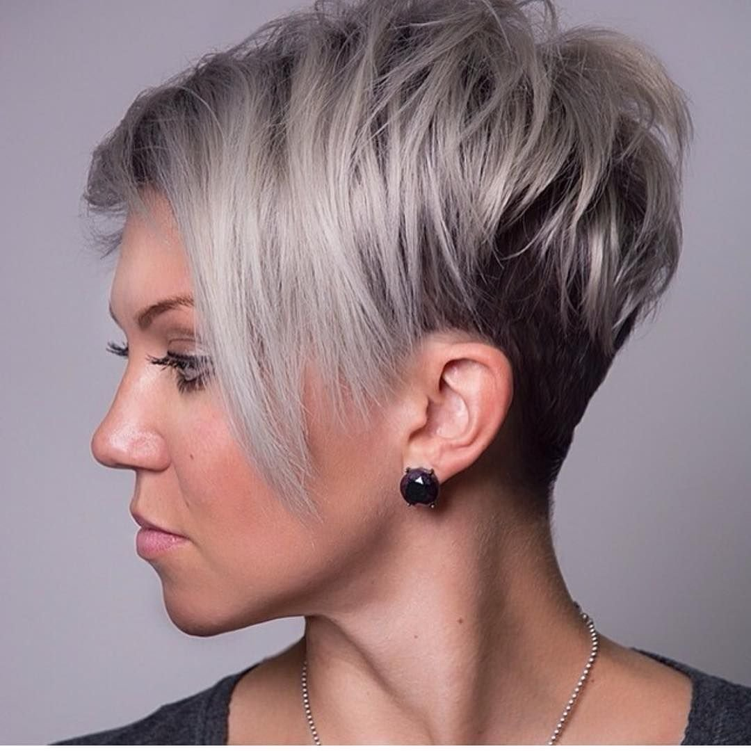 The Best Cool 45 Unique Short Hairstyles For Round Faces – Get Pictures