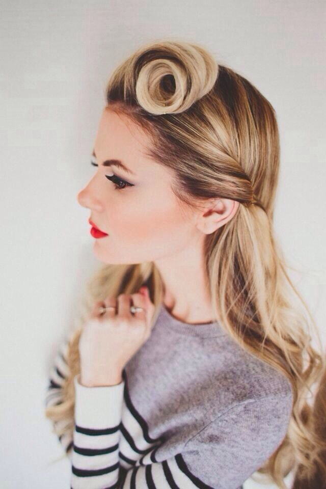 The Best Go Retro With 10 Modern '60S Inspired Hairstyles Pictures