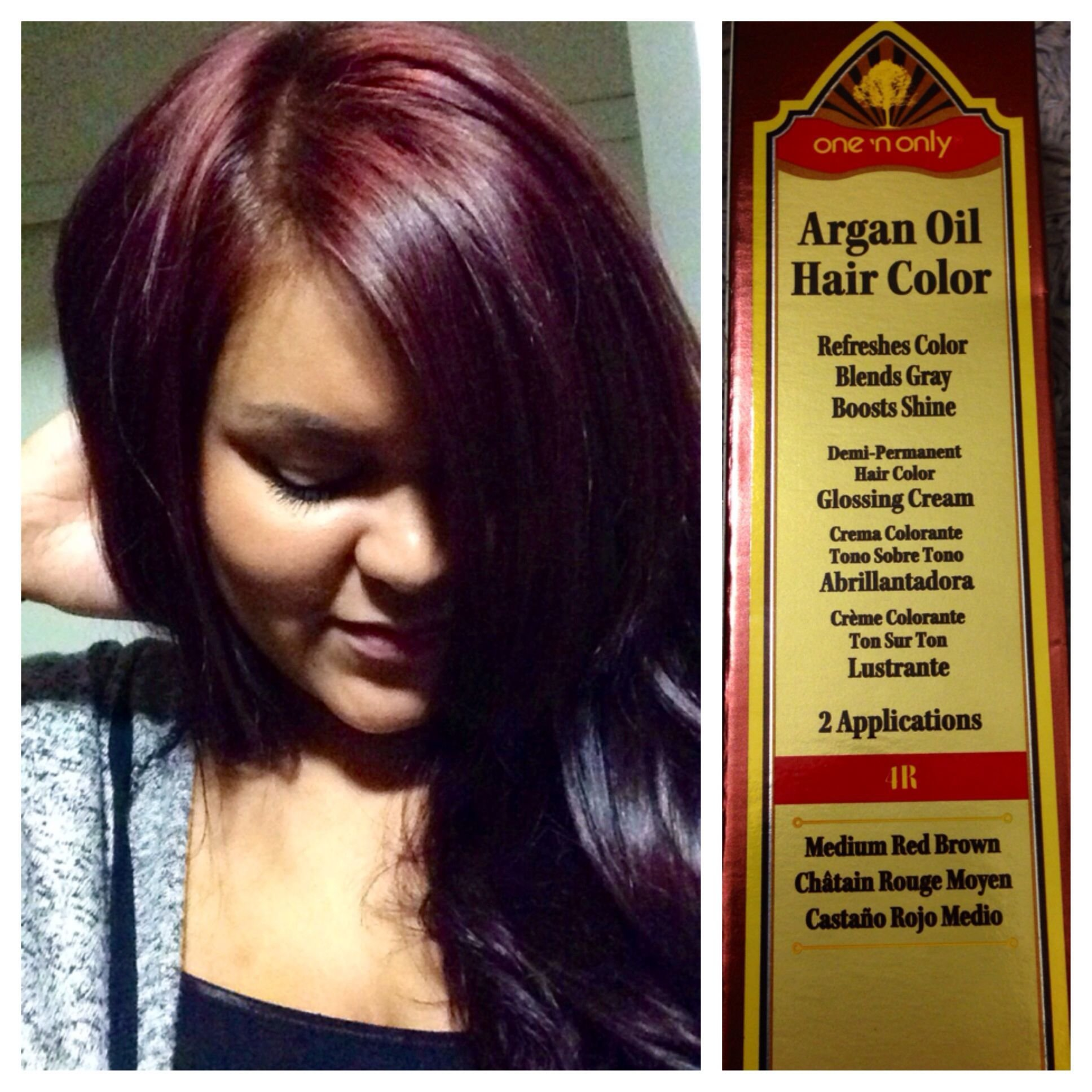The Best Yay For Fall Hair Color One N Only Argan Oil Hair Pictures