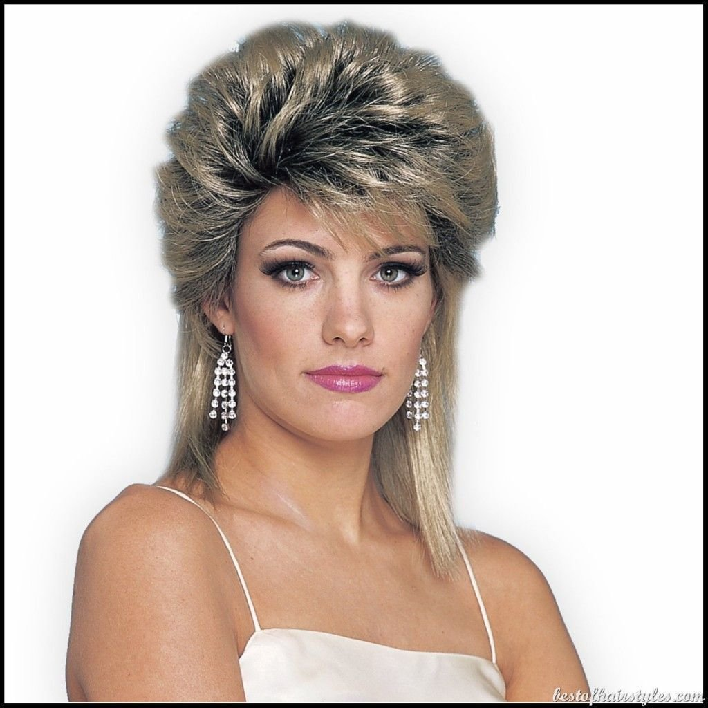 The Best 80S Hairstyles For Short Hair All Hairstyle Retro 80 S Pictures