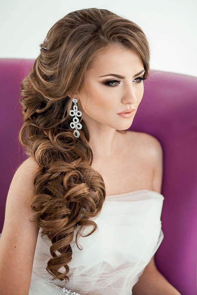 The Best 40 Bridal Hairstyles To Look Amazingly Special Weddings Pictures