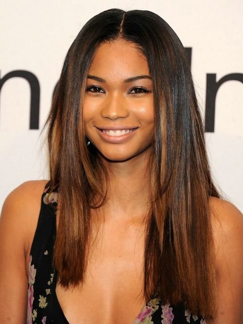 The Best Ombre Hair Color Ideas For Dark Skin Hair Pinterest Pictures