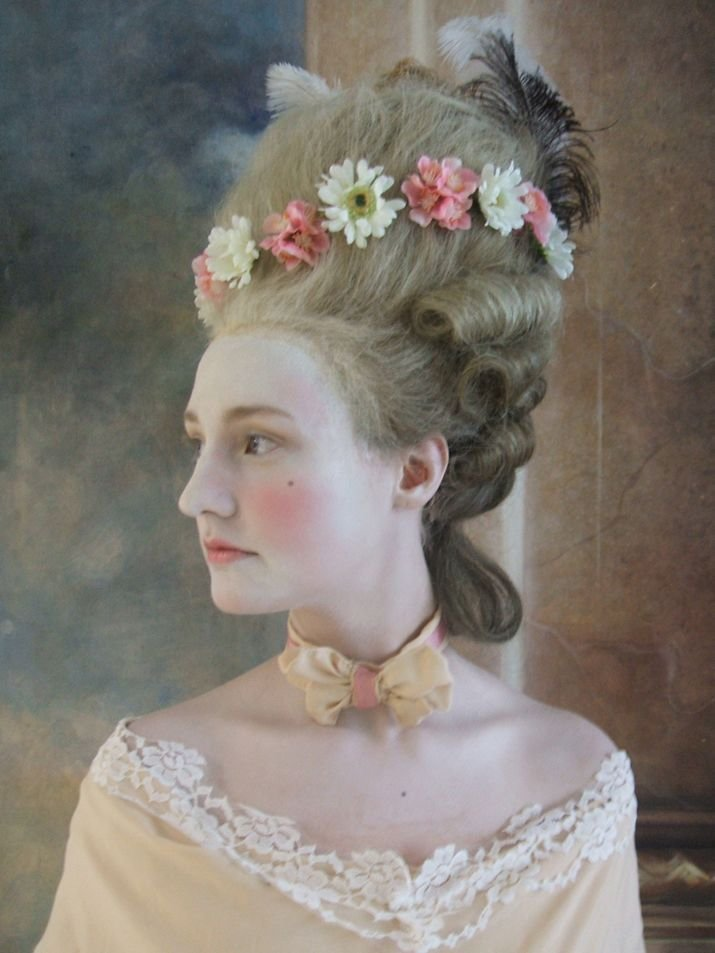 The Best 18Th Century Hair On Pinterest Marie Antoinette 18Th Pictures