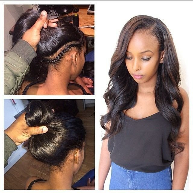 The Best Need Sew In Ideas 17 More Gorgeous Weaves Styles You Pictures
